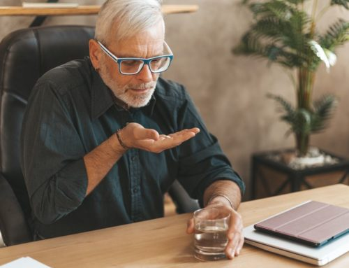 Seniors who take certain antidepressants more likely to develop cataracts