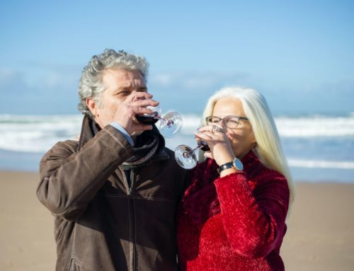 Researchers Say Drinking Wine May Help Protect Against Cataracts