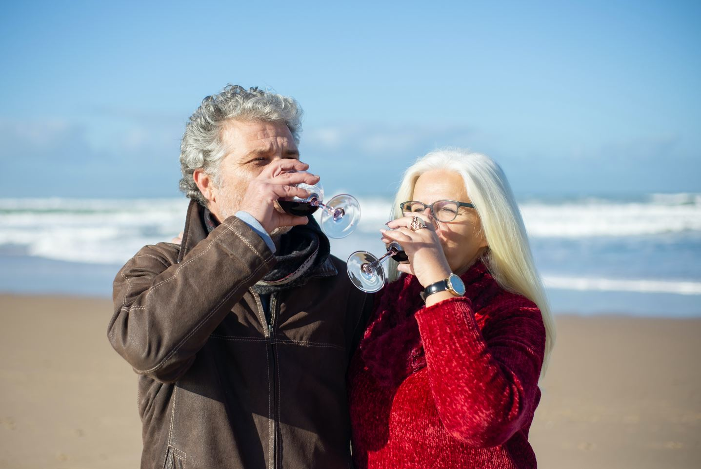 Research indicates that low to moderate alcohol consumption may help reduce risk of cataract surgery